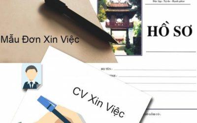 Hướng dẫn cách viết hồ sơ xin việc 2021 chuẩn nhất