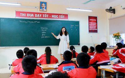 Năm 2021, tiền lương trực Tết của giáo viên là bao nhiêu?