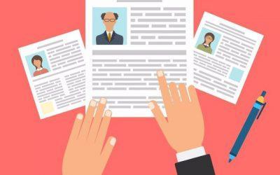 5 mẫu đơn xin việc thường gặp các ngành, nghề hiện nay