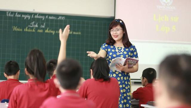 hệ số lương cũ và mới của giáo viên