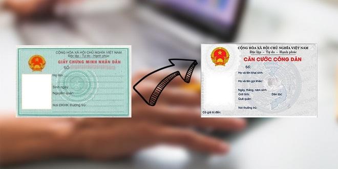 cấp CCCD khi chưa có thông tin trong CSDL quốc gia về dân cư
