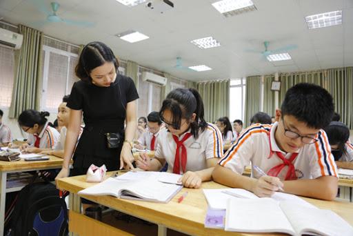 giáo viên chuyển hạng được xếp lương như thế nào