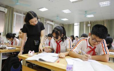 Giáo viên chuyển hạng được xếp lương như thế nào?