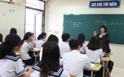 Mã số, tiêu chuẩn chức danh nghề nghiệp giáo viên THCS