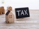 Thuế môn bài tiếng Anh là gì?
