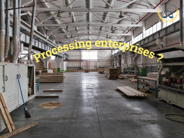 Processing-enterprises