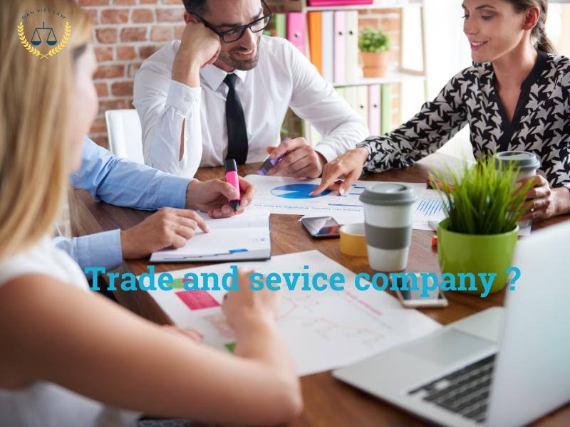 Trade-and-sevice- company